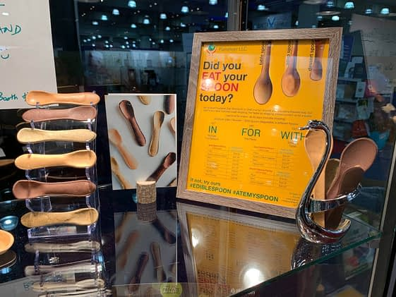 Planeteer eco friendly spoons